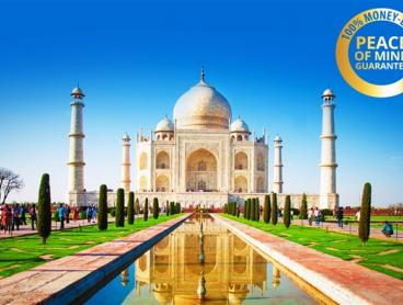 14-Day, 4-Star Tour of India