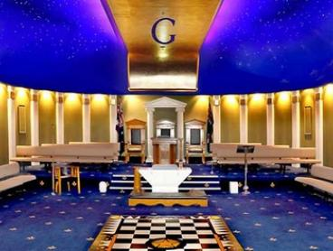 Guided Tour for Two ($10) or Four People ($20) at Museum of Freemasonry (Up to $40 Value)