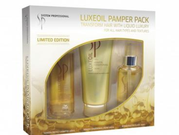 Wella SP Luxe Oil Pamper Pack