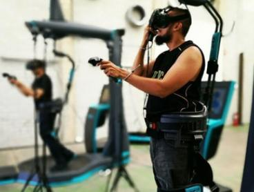 30-Minute ($35) or One-Hour ($45) Virtual Reality Experience for up to four people at VRcade (Up to $80 Value)