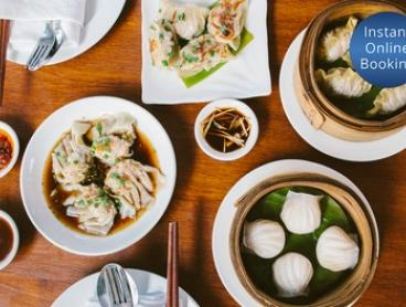 Chinese Tasting Menu: Four ($19) or Seven Dishes ($35) at Golden Times Seafood Restaurant (Up to $70 Value)
