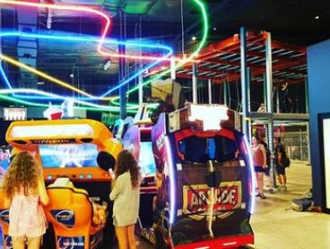 $20 for a Two-Hour Action Pass with Bowling and Laser Tag at Attractivity Entertainment, Alexandria ($40 Value)