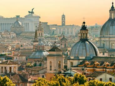 Save up to 60% on Rome Hotels from just $45