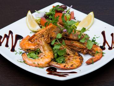 Three-Course Dinner with Wine in Balmain: $49 for Two People or $95 for Four (Valued Up To $217.80)