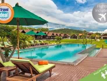 Thailand, Koh Samui: From $1,299 Per Person for a Seven-Night Getaway + Flights & Breakfast at Farmer's Boutique Resort