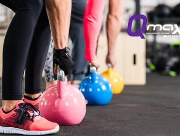 $19 for Four-Week Unlimited Functional Group Training Class Pass at Qmax (Up to $120 Value)