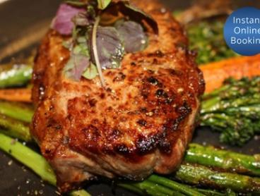 3-Course Bistro Dining+Wine/Beer for One ($35), Two ($69) or Six ($199) at Memento Bar & Kitchen, CBD (Up to $336 Value)
