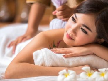 One-Hour Aromatherapy Thai Massage for One ($49) or Two ($95) at The Palms By Sydney (Up to $150 Value)