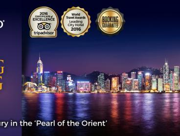 Experience the ultimate Hong Kong holiday with six days/five nights at the luxurious Conrad Hong Kong. Stay in a King Superior Room and enjoy delicious daily buffet breakfasts, a special dim sum breakfast at the Golden Leaf, a three-course dinner or luxurious spa treatments, complimentary Wi-Fi access, welcome cocktail and more. Only $999 per adult (twin share), valued up to $4,682 for two.