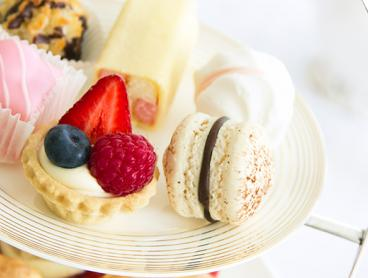 High Tea Experience with Sweet and Savoury Treats plus T2 Tea and Coffee - $29 for Two People, $55 for Four People or $85 for Six (Valued Up To $192)