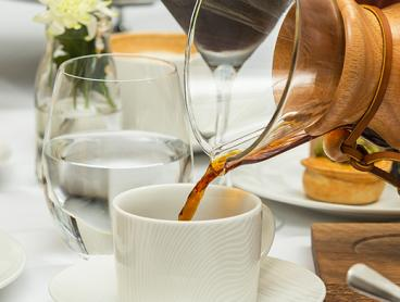 High Coffee Experience at the InterContinental with Bubbles. Starting from Just $29 for One Person (Valued Up To $408)