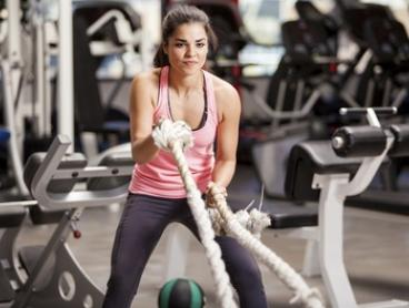 One-Month Gym Membership for One ($9), Two ($15) or Four People ($25) at Anytime Fitness - Travancore (Up to $796 Value)