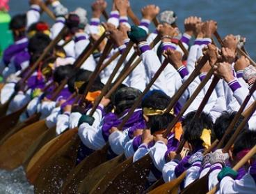 90-Minute Dragon Boat Sessions - Five ($19) or Ten ($35) at Adelaide Sea Dragons, Birkenhead (Up to $120 Value)