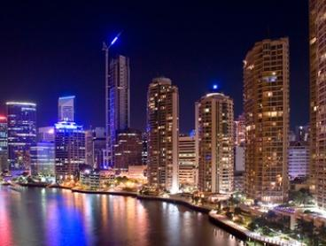 Brisbane, Spring Hill: Self-Catering Apartment Stay with Late Check-Out at Oxygen Apartments