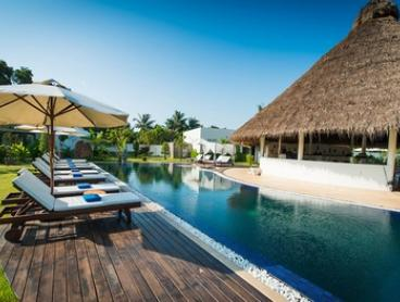Cambodia, Siem Reap: Two, Three, or Four-Night Stay with Breakfast and Angkor Wat Tour at Navutu Dreams Resort
