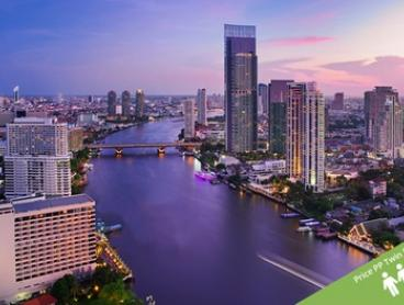 Thailand: From $569 Per Person for a Five-Night Tour with Accommodation, Meals and Transfers