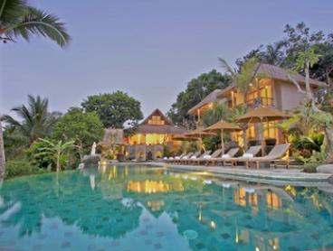 Bali: 2-7 Nights for Two People with Breakfast, Spa Treatment, Afternoon Tea and Yoga at Puri Gangga Resort