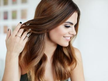 $39 Style Cut and Blow-Dry, or $49 to Add Treatment, Lash Tint and Brow Wax at Mirror Mirror Hair Boutique ($88 Value)