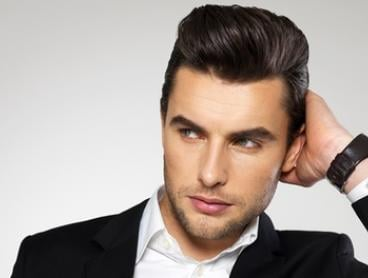 $29 Men's Shampoo, Cut and Blow-Dry or $45 with Full Head of Colour at Aristocuts Hair and Beauty (Up to $100 Value)