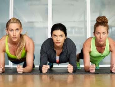 Four-Week Indoor Boot Camp package for 1 ($15) or 2 People ($25) from Exclusively You Health Studios (Up to $752 Value)