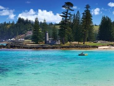 Norfolk Island: 3, 5, or 7-Night Island Retreat with Airport Transfers and Convict Kingston Tour at Poinciana Cottages