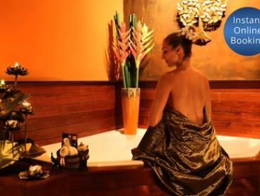 One-Hour Massage Package for One ($39) or Two People ($78) at The Old Siam Massage & Spa, CBD (Up to $168 Value)
