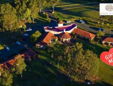 Hunter Valley: Two or Three Nights with Breakfast and Bottle of Sparkling and Canapes at Estate Tuscany Pokolbin