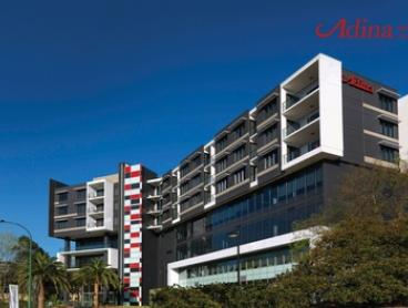 Baulkham Hills, Sydney: Two Nights in a One-Bedroom Apartment for Two People at Adina Apartment Hotel Norwest