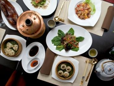 10-Course Gourmet Yum Cha Banquet for 2 ($89), 4 ($175) or 10 People ($419) at Yum Cha Garden City (Up to $1,293 Value)