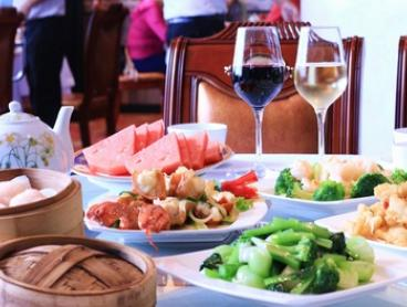 Waterfront Dining from $99 for a Six-Course Seafood Banquet with Wine at Pier Nine Chinese Restaurant (From $247 Value)