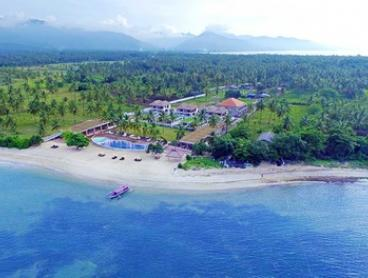 Lombok: Up to 5 Nights for Two in Ocean View or Pool Villa with Breakfasts at Anema Resort Gili Lombok