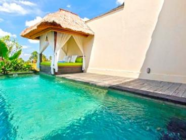 Bali, Ubud: 2-7 Nights in a Pool Villa with Breakfast, Welcome Drink, Afternoon Tea and Massages at Alam Puisi Villa