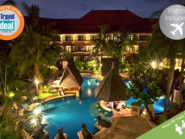 Nusa Dua, Bali: From $649 Per Person for a 7-Night Stay with Flights and Four Meals at The Tanjung Benoa Beach Resort