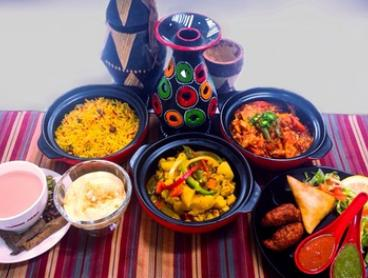 Three-Course African with Chai Tea for Two ($45), Four ($75) or Six People ($105) at Mamma Africa (Up to $194 Value)