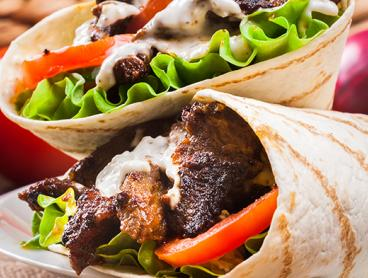 Kebab and Chips or Fish and Chips with Drinks - $7 for One Person or $14 for Two People (Valued Up To $28.96)