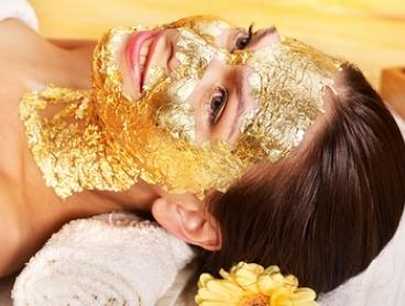 $189 for a 24K Gold Facial at Anumi Spa (Up to $550 Value)