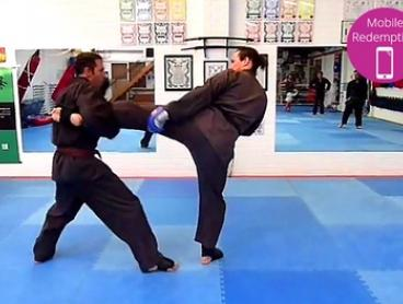Unlimited Martial Arts Classes for One ($15), Two ($25) or Three Months ($35) at The Dojo (Up to $375 Value)