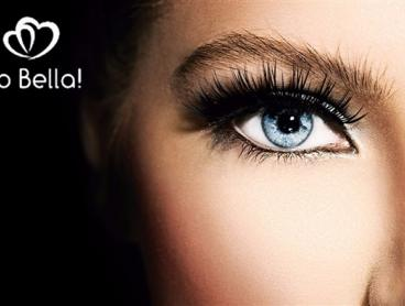 Mink or Silk Eyelash Extensions