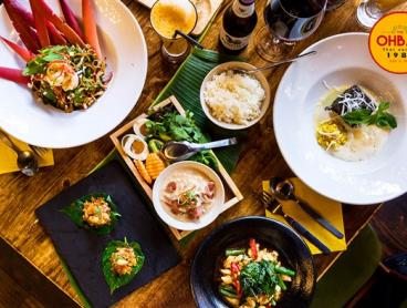 $60 to Spend on Thai Eats & Drinks