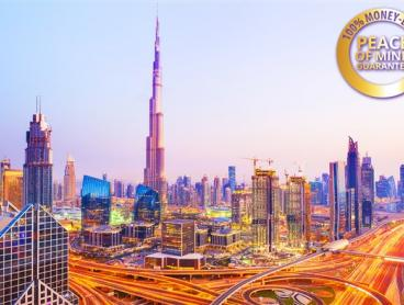 Three-Night Dubai Travel Package