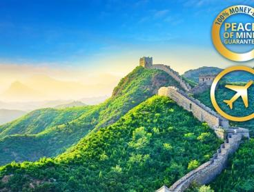 19-Day China Tour with Flights