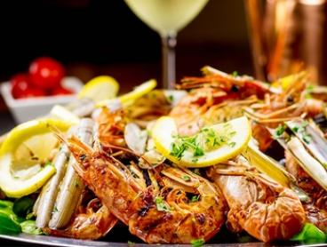 Two-Course Dinner with Drinks for Two ($39) or Four People ($76) at Highway 54 Cafe Bar And Grill (Up to $184.60 Value)