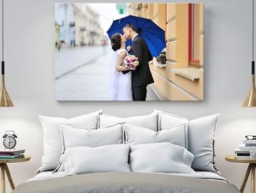 Medium ($39) - Huge ($179) Personalised Canvases or Artwork Prints at The Canvas Art Factory