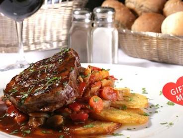 French Meal with Wine for Two: Two ($59) or Three Courses ($89) at Embassy@97 French Bistro (Up to $182 Value)