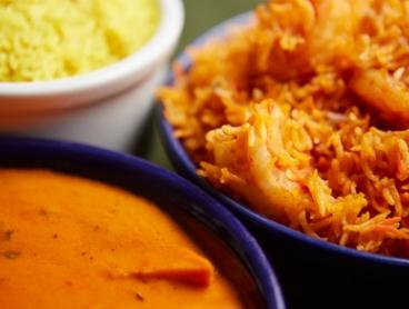 Indian Banquette with Wine for Two ($39) or Four ($78) at Aahar Indian (Up to $152 Value)