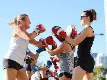 One-Month Unlimited Boot Camp for One ($19) or Four People ($69) with Transformation Inc (Up to $734.40 Value)