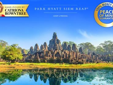 5-Star Cambodian Hotel Stay
