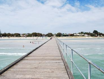 Mornington Peninsula, Rye: 2-5 Nights in a Private Cottage for Up to 8 Guests + Late Checkout at My Coastline Rye Beach