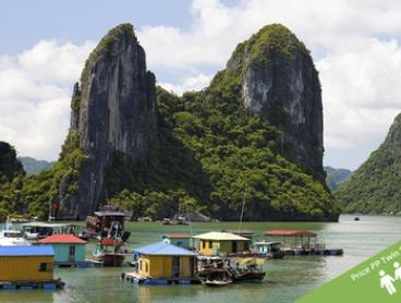 Vietnam: $380 Per Person for a Seven-Day North Vietnam Tour with Sightseeing and Guided Tours with Halong Tours Booking