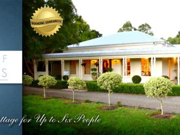 Two-Night Hinterland Escape in a Self-Contained Cottage. Prices Start from $169 for Two People (Valued Up To $1,105)